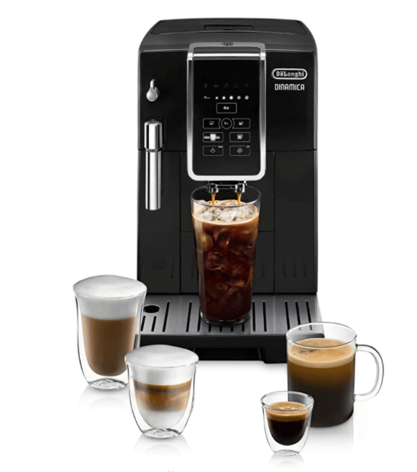De'Longhi Dinamica - Best Small Automatic Espresso